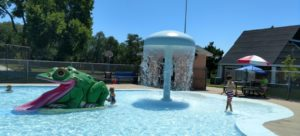 Lincoln Park Free Wading Pool