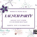Mankato Moms Blog Launch Party