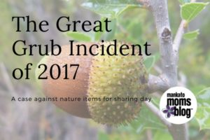 The Great Grub Indident of 2017