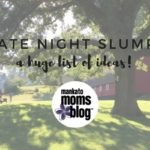Date Night Slump? Here are some ideas!