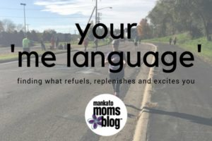 finding your 'me language'