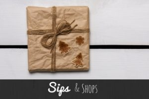 holiday shopping events