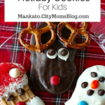 3 Easy Holiday Cookies to Make With Kids!