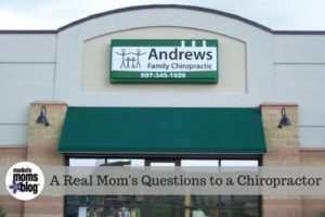 A Real Mom's Questions to a Chiropractor (1)