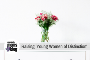 Raising 'Young Women of Distinction'