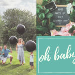 Oh Baby! Gender Reveal After A Miscarriage.